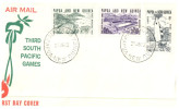 (816) Papua New Guinea FDC Cover - 1969 - Papouasie-Nouvelle-Guinée