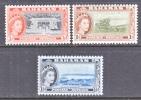 BAHAMAS  158-60    ** - 1859-1963 Crown Colony