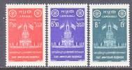 CAMBODIA  62-4  *   BIRTH OF BUDDHA - Cambodia