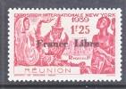 REUNION   221   * - Reunion Island (1852-1975)