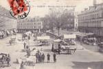 CPA - 76 - ELBEUF - Marché Place De La République - 79 - Elbeuf