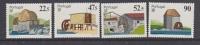 Portugal 1986 Lubrapex 4v ** Mnh (25259E) - 1910-... República