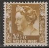 Ned Indie 1934 Wilhelmina (no Watermark) NVPH 201 Ongestempeld/MH/* - Nederlands-Indië