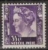 Ned Indie 1934 Wilhelmina (no Watermark) NVPH 202 Postfris/MNH/** - Indes Néerlandaises