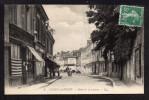 CPA: Dépt.27. LYONS LA-FORÊT . Hôtel De La Licorne . Petite Animation . - Lyons-la-Forêt