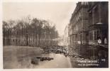 Cpa Paris 7e Inonde Rue De Constantine - Paris Flood, 1910