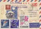 SPACE COVER: REGISTERED - Belarus