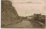 CPA Saint Germain De Confolens, Entrée Du Bourg à L'Ouest (pk24340) - Confolens