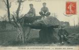36 SAINT BENOIT DU SAULT / Dolmen De Gorces / - France