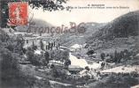 (25) Besançon - Vallée De Casamène Et île Malpas Prise De La Citadelle - 2 SCANS - Besancon