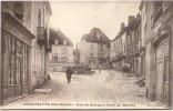 CHAMPLITTE - Rue Du Bourg Et Place Du Marché - Autres Communes