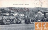 (32) Environs Castéra Les Bains - Panorama - 2 SCANS - Castera