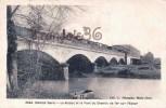 (32) Riscle - Le Viaduc Et Le Pont Du Chemin De Fer Sur L'Adour - Train Tren Locomotive - 2 SCANS - Riscle