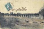(32) Riscle - Pont Sur L'Adour - Carte Plastifiée - 2 SCANS - Riscle