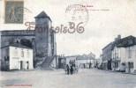 (32) Riscle - La Place Et L'Eglise - 2 SCANS - Riscle