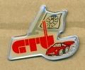 13-aut195. Pin Emblema GT - Transport