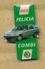 13-aut204. Pin Skoda Felica Combi - Transportes