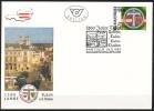 Österreich-  FDC    MI.Nr.   2031     -   1200 Jahre Tulln - FDC