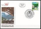 Österreich-  FDC    MI.Nr.      2033       -     .  Fertigstellung Des Karawanken-Straßentunnels - FDC