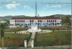 18474 HAITI PORT AU PRINCE SQUARE FROM INDEPENDENCE & PALACE MINISTRIES POSTAL POSTCARD - Postcards