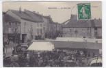 Matour - Le Marché - France