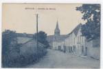Matour - Entrée Du Bourg - France