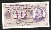 [CC] SVIZZERA / SUISSE / SWITZERLAND - NATIONAL BANK - 10 FRANCS / FRANKEN (1969) G. KELLER - Svizzera