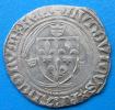 Louis XII Grand Blanc à La Couronne Frappé à AMIENS , Atelier RARE Et JOLIE Monnaie ! - 1498-1515 Louis XII