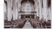 HATFIELD - BROAD OAK CHURCH INTERIOR - Angleterre