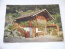 CARTOLINA GERMANIA ALTER SPEICHER IN BERNER OBERLAND - Postcards
