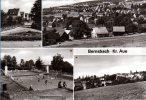 Lauter Bernsbach - S/w Mehrbildkarte 2 - Bernsbach