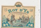 AN 93 / ETIQUETTE    ROY D'YS - Labels