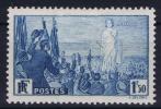 France: Yv Nr 328 MNH/**  Sans Charnière
