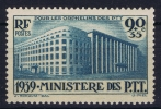 France: Yv Nr 424 MNH/**  Sans Charnière  19439