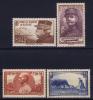 France: Yv Nr 454 - 457 MNH/**  Sans Charnière  1940 - Frankrijk