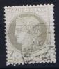 France: Yv Nr 52  Used Obl  1872 - 1871-1875 Ceres