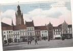 ROESELARE: Groote Markt En Sint - Michielstoren - Roeselare