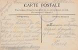 """Aigremont (78)  - Cachet """" 1er Régiment D´artillerie à Pied 22° Bataillon"""" Sur Cpa St Germain    - 3 Scan"""