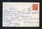 TP Matasellos *Correo Aéreo. Palma De Mallorca. 28 Junio 1962* - Aéreo