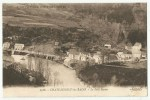 Châteauneuf-les-Bains ( 63.Puy-de-Dôme)  Le Petit Rocher- L´Auvergne Pittoresque - France