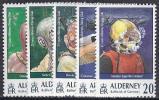 ALDERNEY 1998 - Yvert #116/20 - MNH ** - Alderney