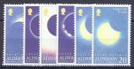 GB / ALDERNEY 1999 - Yvert# 132/37** Precio Cat. €11.00 - Alderney