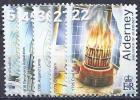 ALDERNEY 2002 - Yvert # 195/99 - MNH ** - Alderney