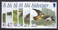 ALDERNEY 2002 - Yvert #189/94 - MNH ** - Alderney