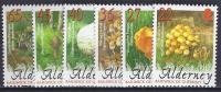 ALDERNEY 2004 - Yvert #225/30 - MNH ** - Alderney