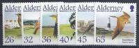 GB / ALDERNEY 2005 - Yvert# 260/65** Precio Cat. €12.50 - Alderney