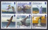 GB / ALDERNEY 2005 - Yvert# 213/18** Precio Cat. €12.50 - Alderney