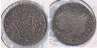 ESPAÑA CARLOS III REAL 1788 MADRID PLATA SILVER W - Colecciones