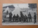 VERSAILLES CAMP DE SATORY BEAUX CACHETS SAPEURS ELECTRICIENS - Guerra 1914-18