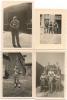 Foto/Photo; Militaria. Militaires. Camion. Appareil Photo. Lot De 4 Photos. A Situer. - Krieg, Militär